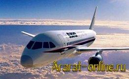 Первый самолет Superjet у России приобретет Армения.