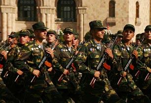 В 2011г. затраты на ВС Армении будут увеличены на 4,5 млрд драм