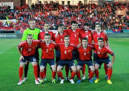 В преддверии матча Ирландия-Армения