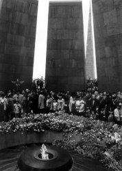 Геноцид армян продолжается