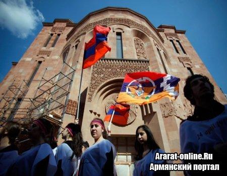 Армения вступает в Таможенный Союз