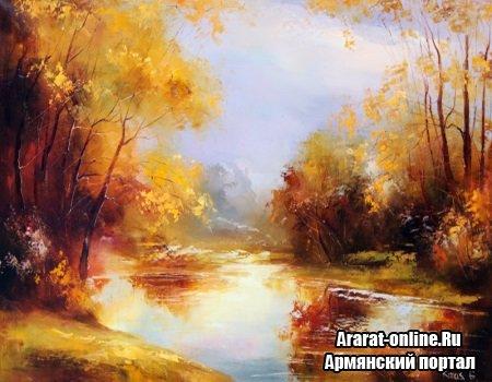 Выставка картин армянских художников помогла восстановить леса