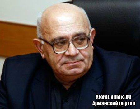 Левон Ширинян - альтернативы ТС у Армении нет