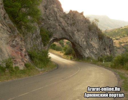 Развитие горнодобывающей отрасли Армении