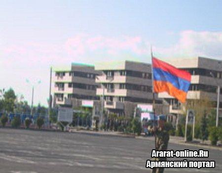 Оборонные консультации в Ереване