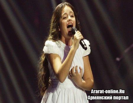 Армения в лидерах Детского Евровидения-2013