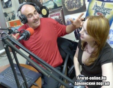 Армянские композиторы на онлайн-радио