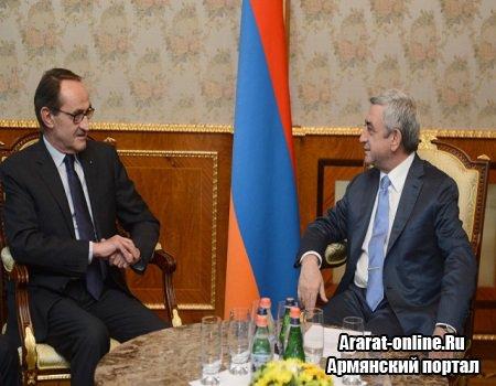 Группа дружбы между Арменией и Панамой