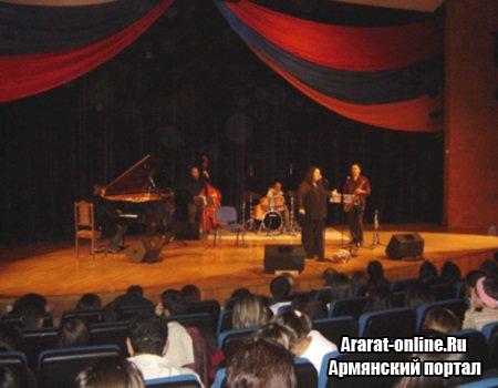 Армянские музыканты - профессионалы