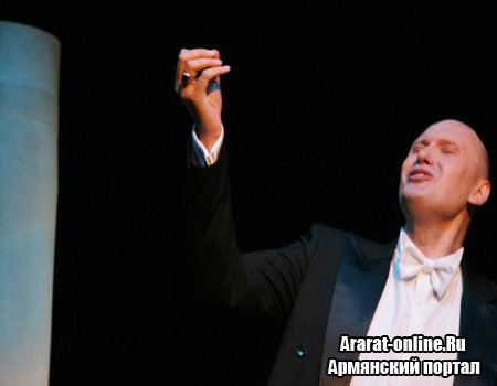 Концерт памяти Таривердиева пройдет в Ереване