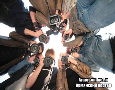 Школа молодых журналистов пройдет в Ереване 29-31 января
