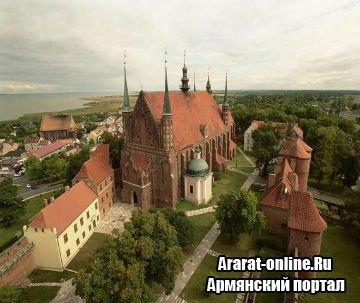 Варшавские армяно-католики получили нового пастыря