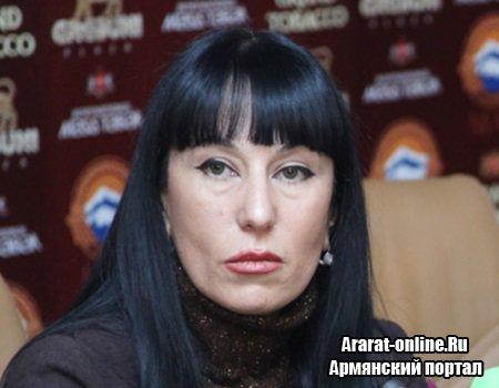 Наира Зограбян о правящей партии Армении