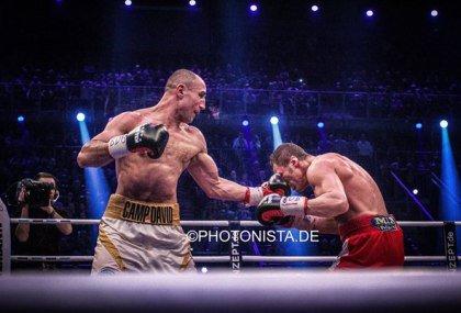 Артур Абрахам вновь чемпион мира по версии WBO