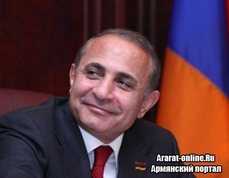 Овик Абрамян возглавит Кабмин Армении