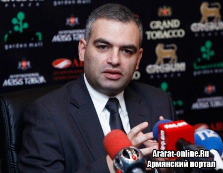 Араик Багдатян доволен армянскими борцами