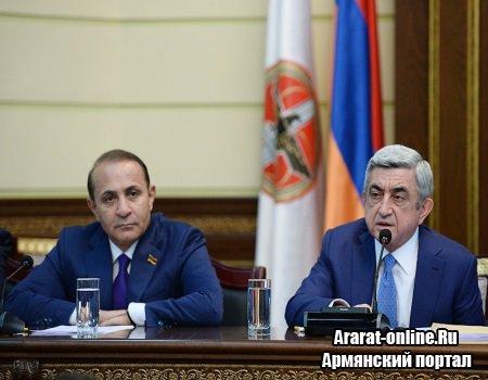 В Армении назначен премьер-министр