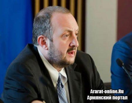 В Праге прошли армяно-грузинские переговоры