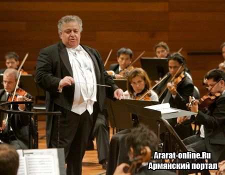Берлинский оркестр выступит в Ереване