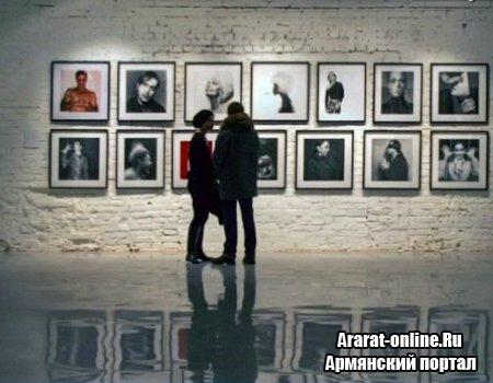 В Ереване открылась выставка работ Бруно Бруни