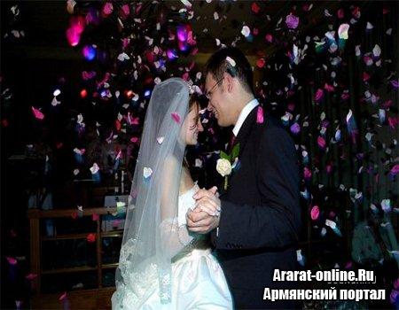 Армяне стали позже вступать в брак