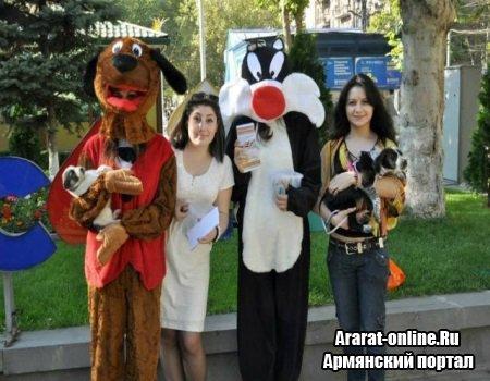 В Ереване прошел фестиваль «Армения - наш дом»