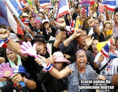 Армян просят не ехать в Таиланд