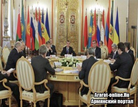 Армения будет участвовать в Евразийском союзе