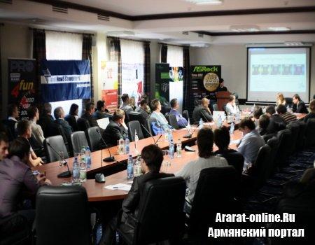 В Ереване пройдет бизнес-форум