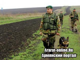 Российские пограничники задержали в Армении необычного нарушителя