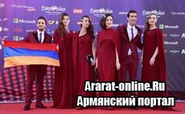 Армянская группа Genealogy вышла в финал Евровидения-2015