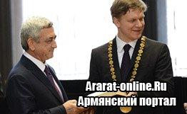 Ереван и Прага расширяют экономическое сотрудничество