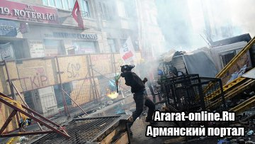 Демонстрация в Армении оборачивается хаосом