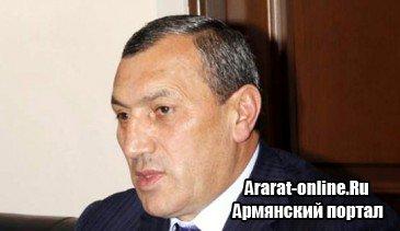 Сын губернатора Сюника арестован на 2 месяца