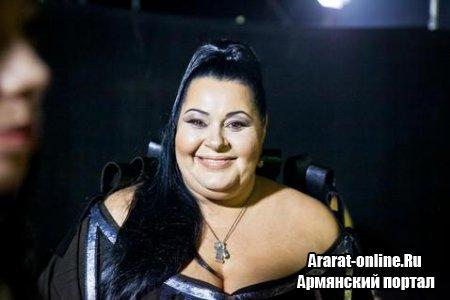 Мариам Мерабова даст концерты в Армении