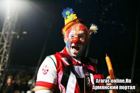 В Ереван приедет цирк!