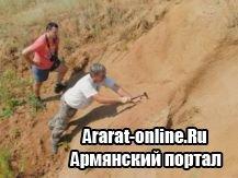 Экспедиция палеонтологов в Шарыпово