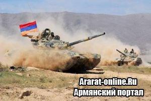Азербайджан нервничает из-за учений «Шант-2015»