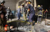 В Армении оштрафован сварщик за вспыхнувший пожар