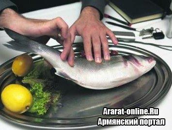 Советы по выбору и приготовлению свежемороженной рыбы