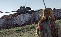Турция атакует Сирию