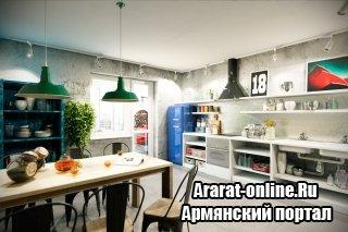 Светильники loft для вашей кухни