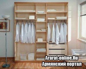 Как правильно выбрать шкаф в спальню. На что обратить внимание